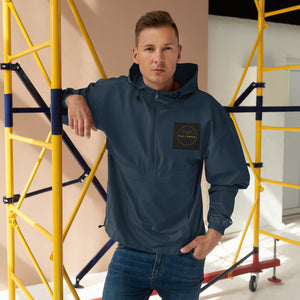 The J Media Champion Packable Jacket