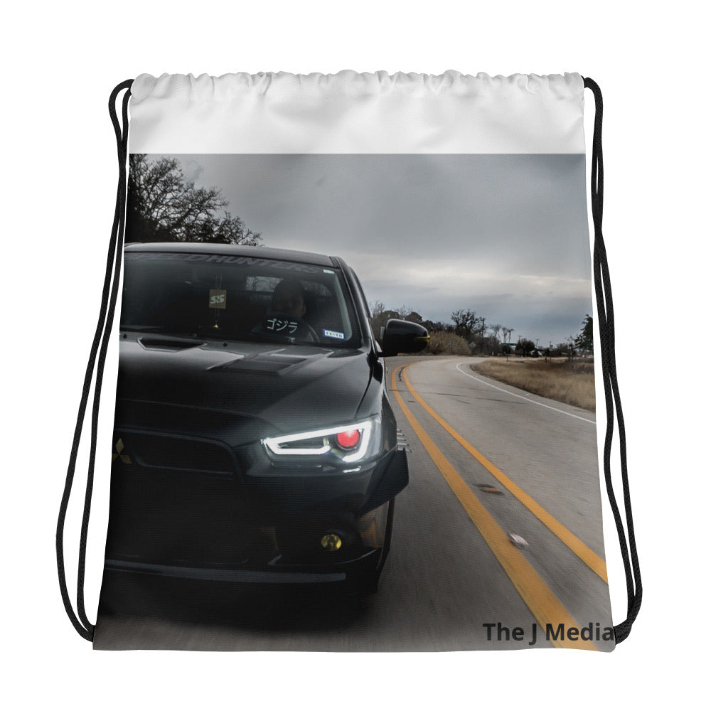 Fly-By Drawstring bag