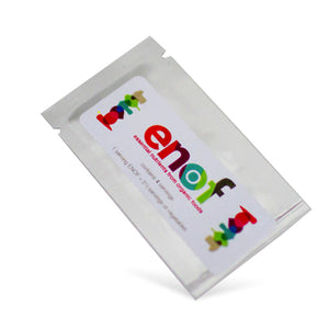 Sample package of ENOF