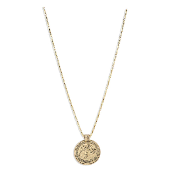 Ran Gold Necklace