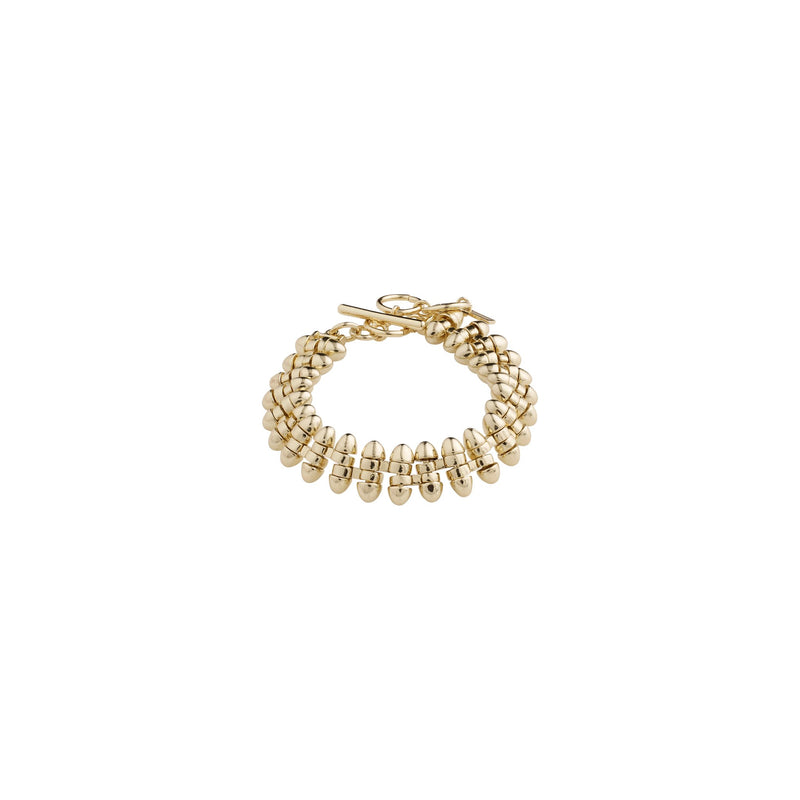 Gold Affection Bracelet