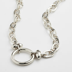 Silver Affection Necklace