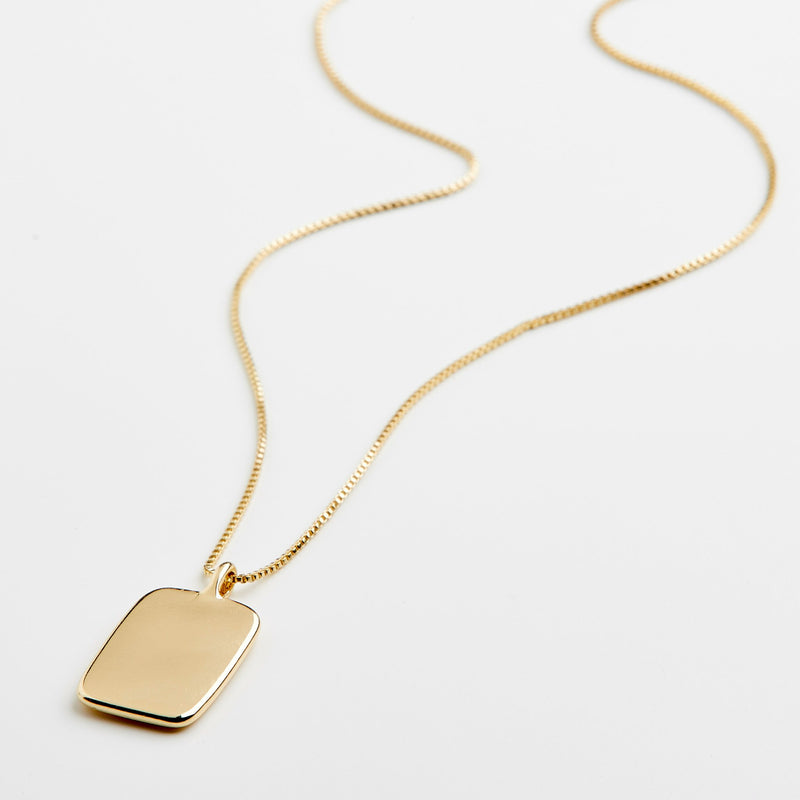 Gold Intuition Necklace
