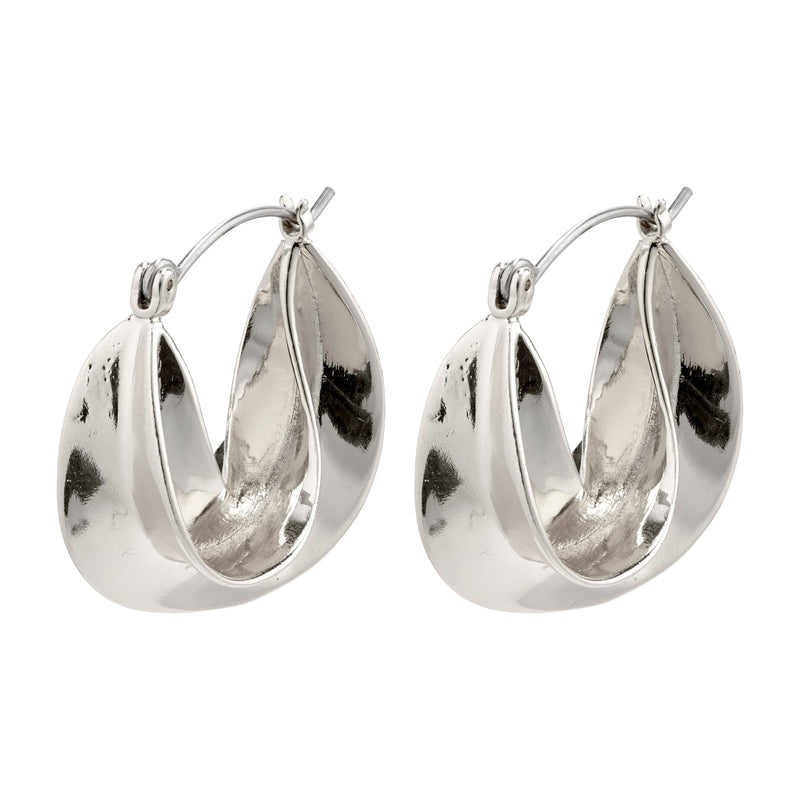 Silver Intuition Earrings