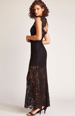 Moonlight Drive Lace Gown