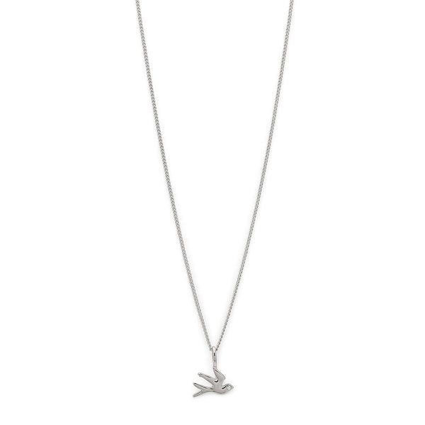 Zora Silver Necklace