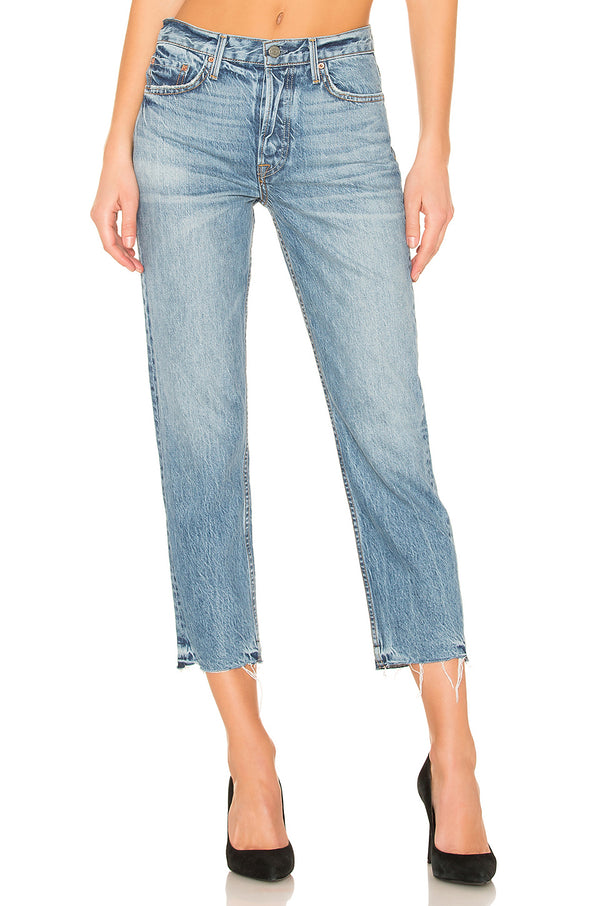 The Helena High-Rise Long Jean