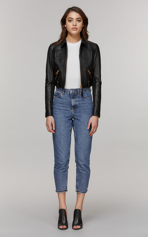 Bessie Leather Jacket