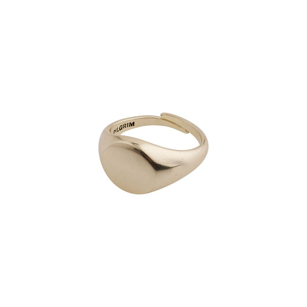Gold Sensitivity Ring