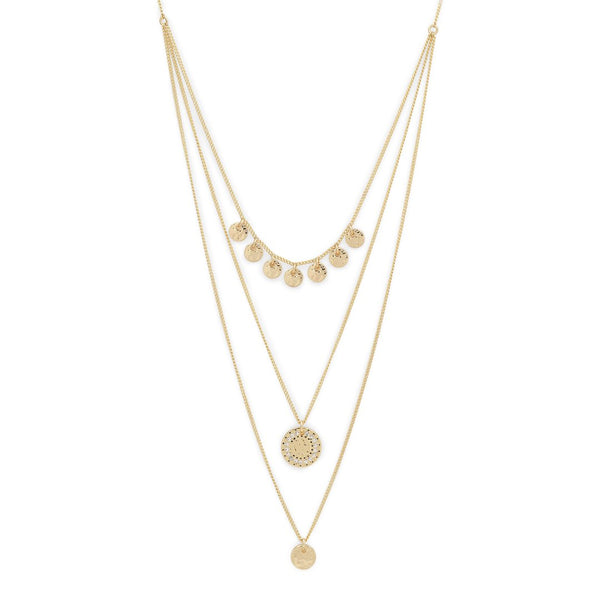 Arden Gold Plated Necklace