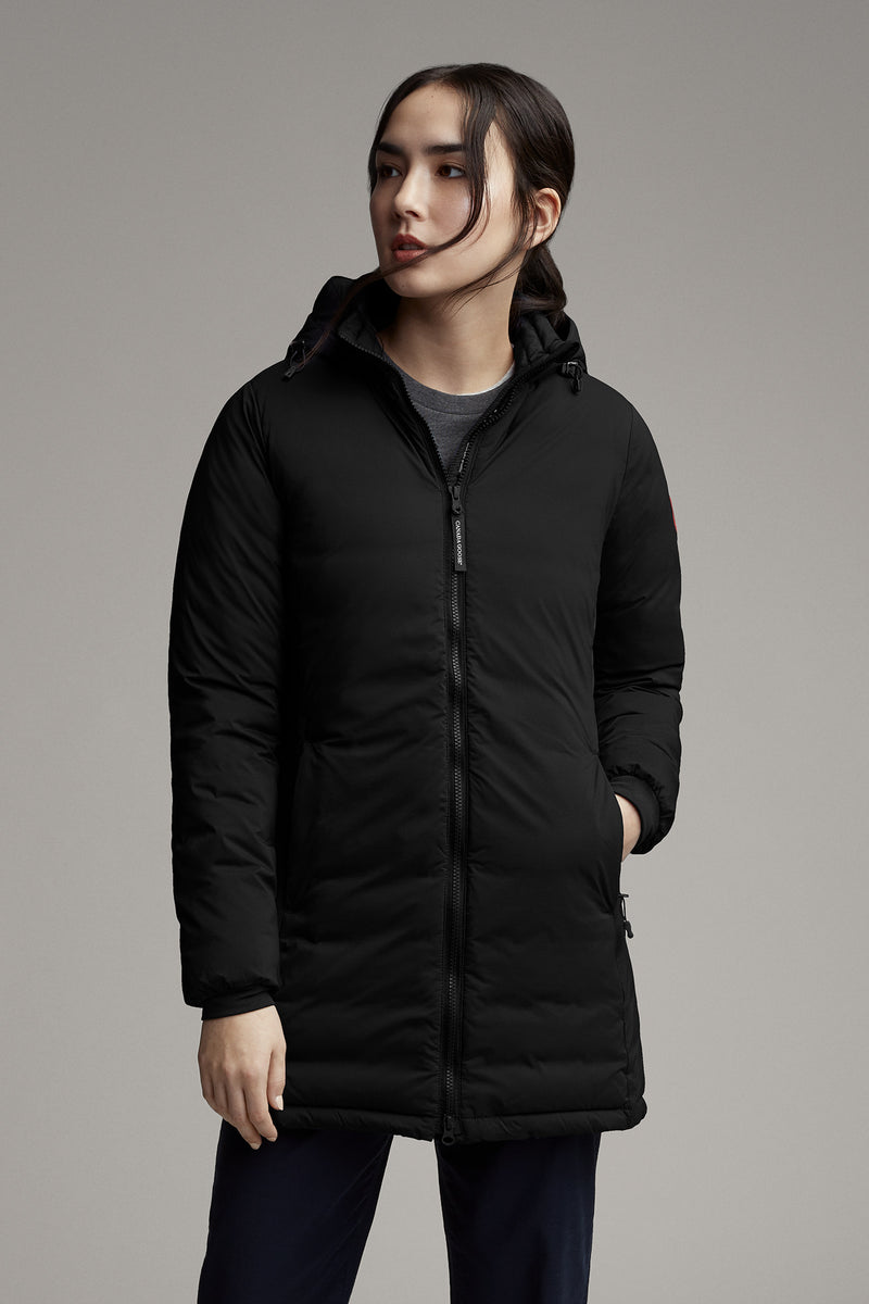 Women's Camp Hooded Down Jacket Matte Finish