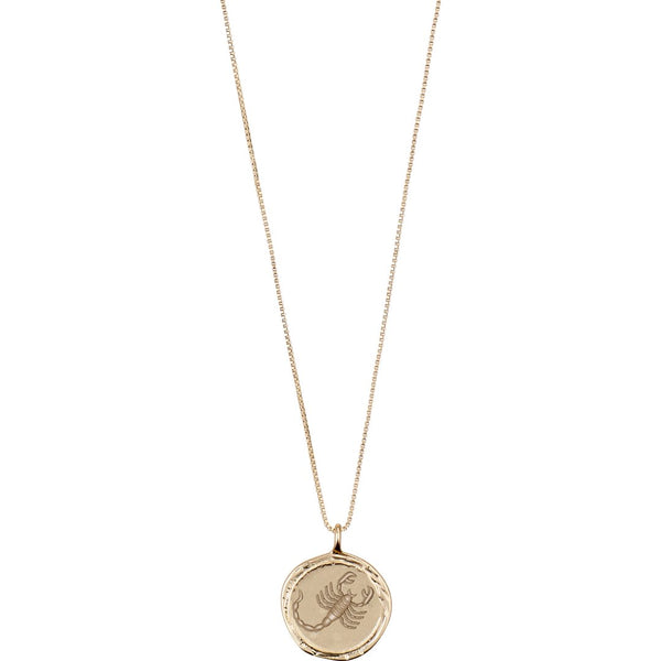 Star Sign Necklace: Scorpio
