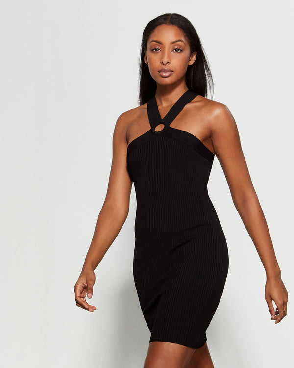 Corey Ribbed Dress