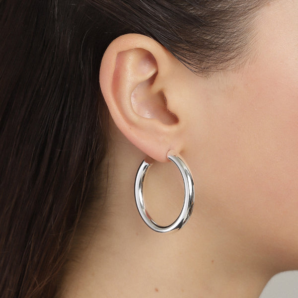 Maddie Medium Hoops