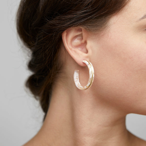 Selma Gold Earrings