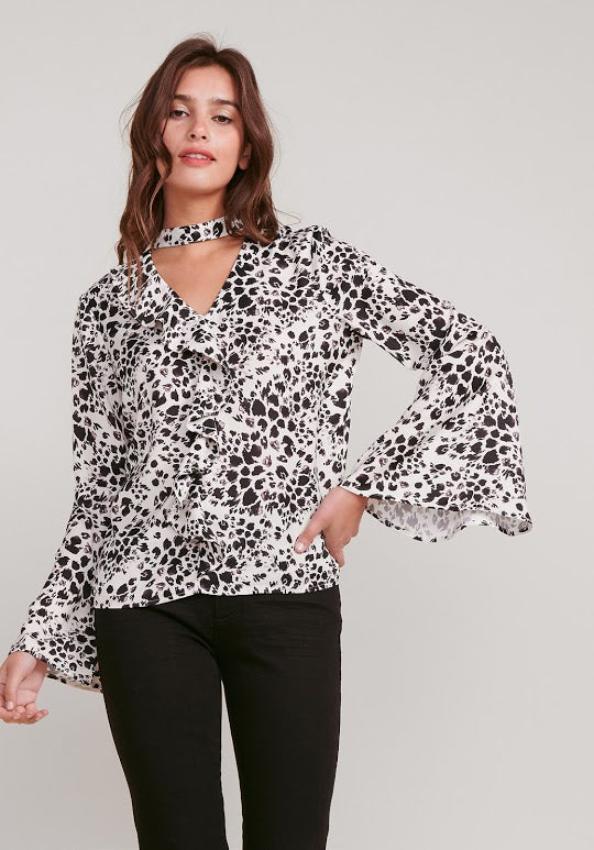 In Your Element Blouse