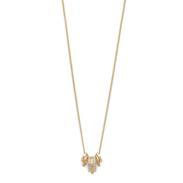 Robyn Gold Necklace