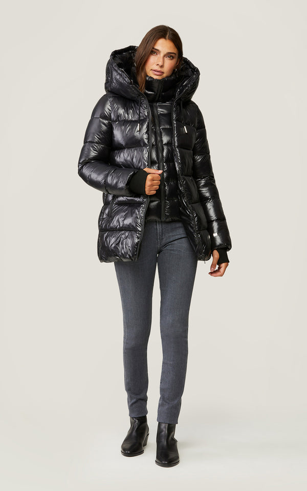 Alita Sustainable Eco Puffer Coat