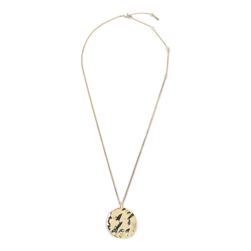 Rumi Gold Plated Necklace