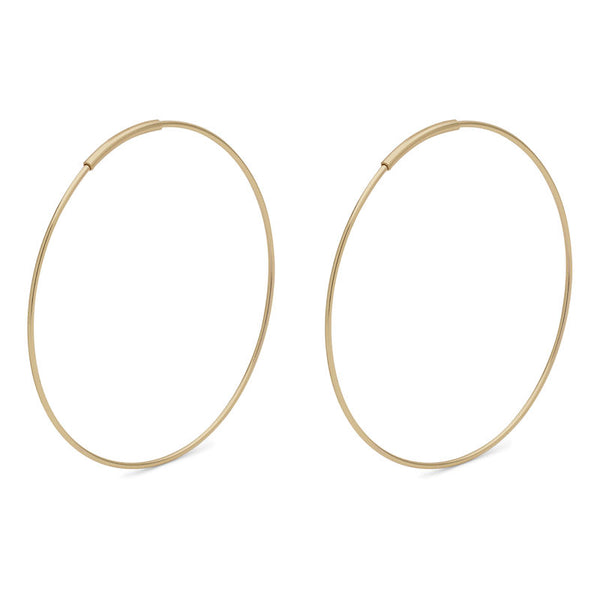 Raquel Gold Hoops