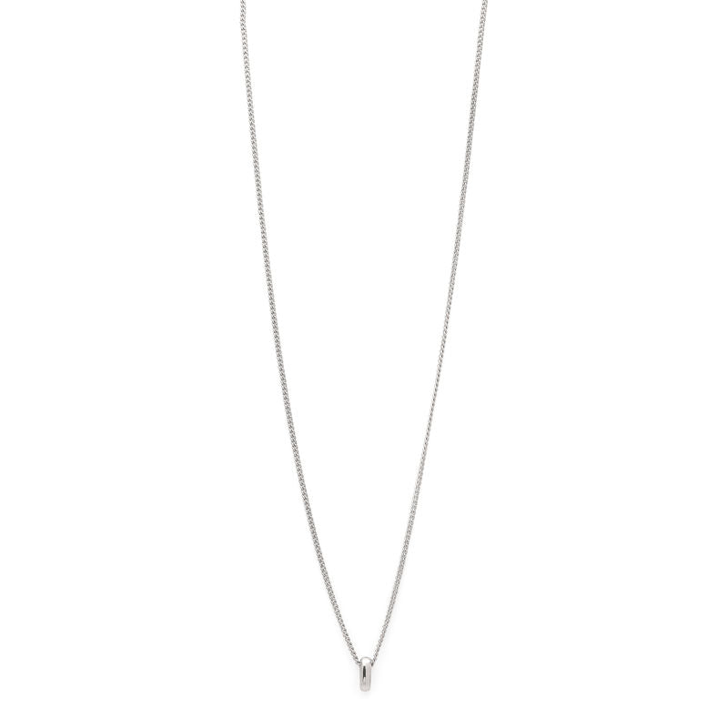 Silver Delilah Necklace