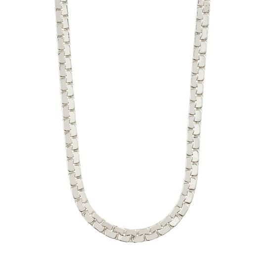 Silver Beauty Chain Necklace