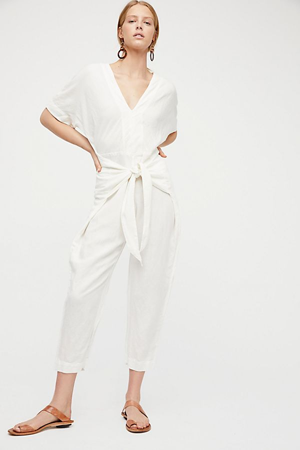 Shining Sun Jumpsuit