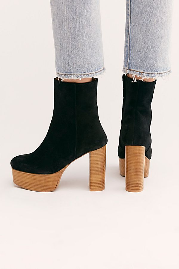 Friday Night Platform Boot