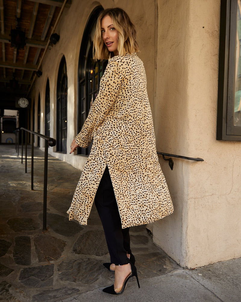 Arianne Cheetah Duster