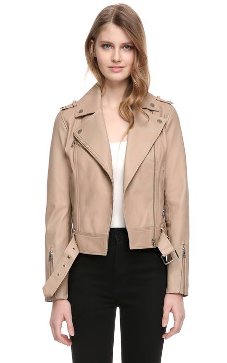 Kelsy Leather Jacket