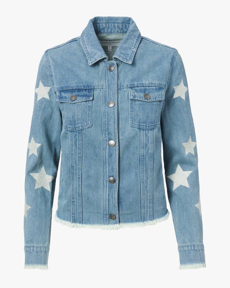 Affleck Denim Jacket