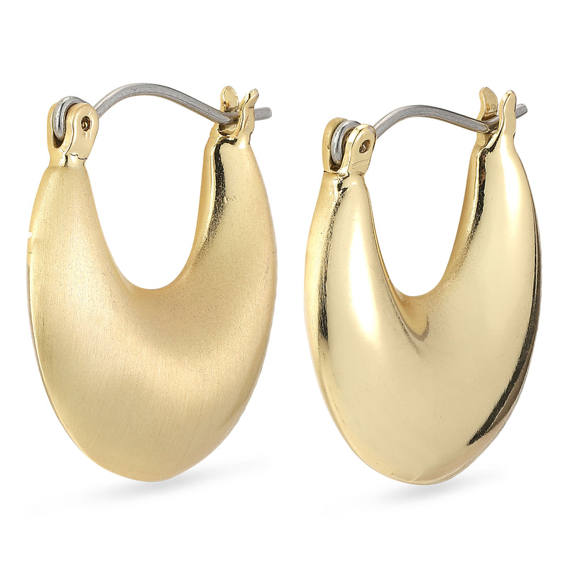 Alma Gold Earrings