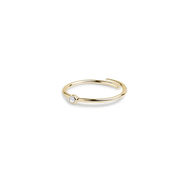 Lulu Gold Ring