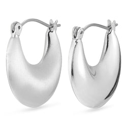 Alma Silver Earrings