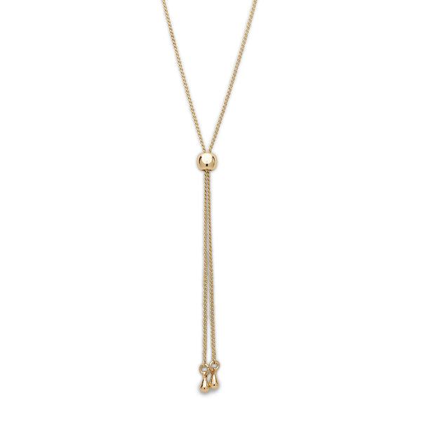Roxy Gold Plated Necklace