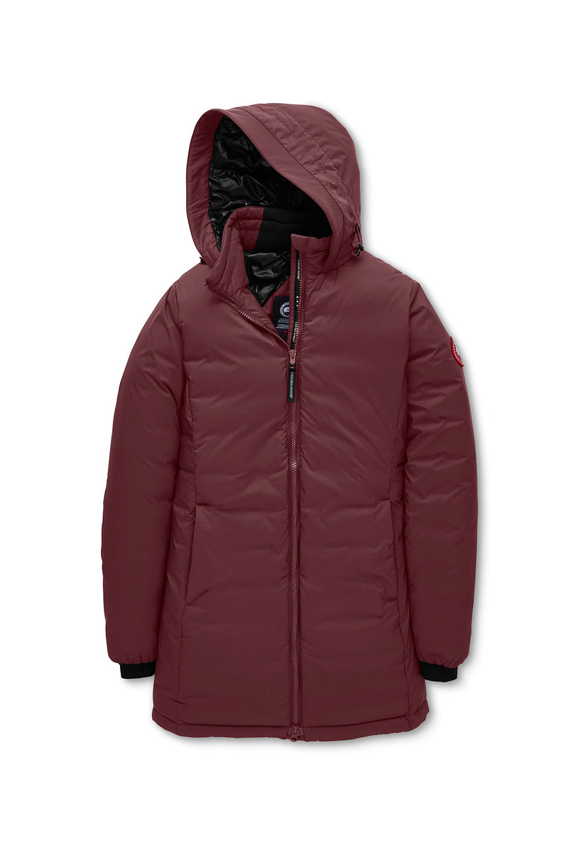 Women's Camp Hooded Down Jacket Matte Finish (2020)