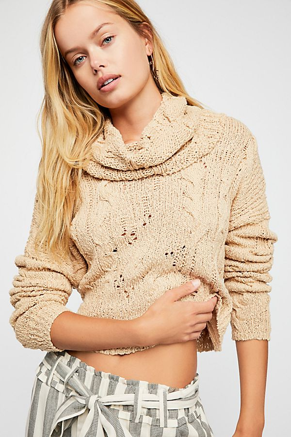 Shades of Dawn Sweater