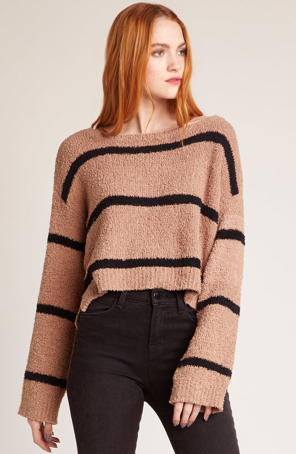 Autrey Stripe Sweater