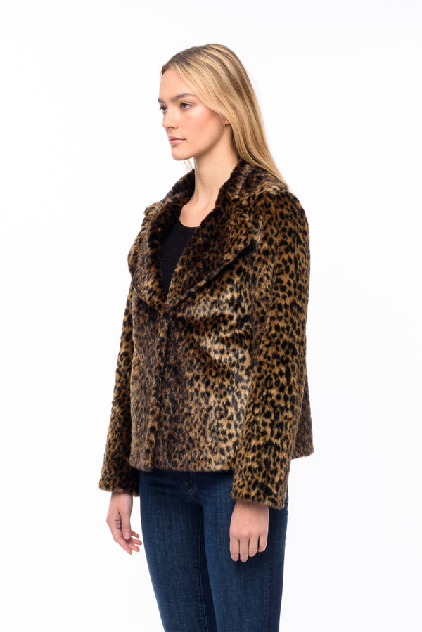 Elvira Faux Fur Jacket
