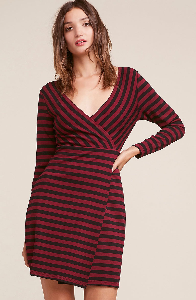 All Day Everyday Wrap Dress