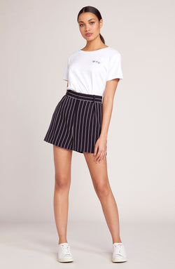Power Stripe Short