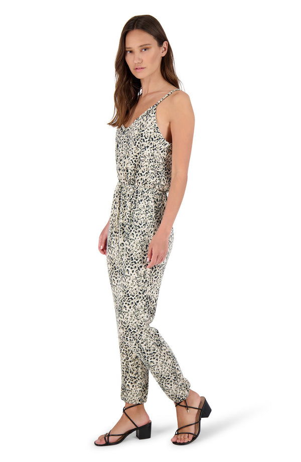 Cat-Like Reflexes Jumpsuit