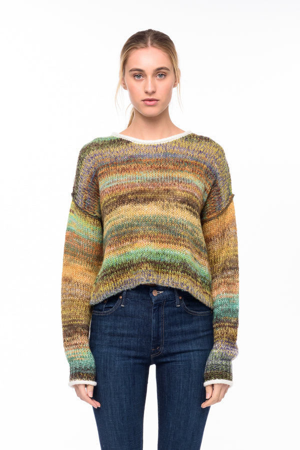 The Juda Sweater