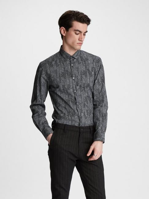 Fulton Abstract Shirt