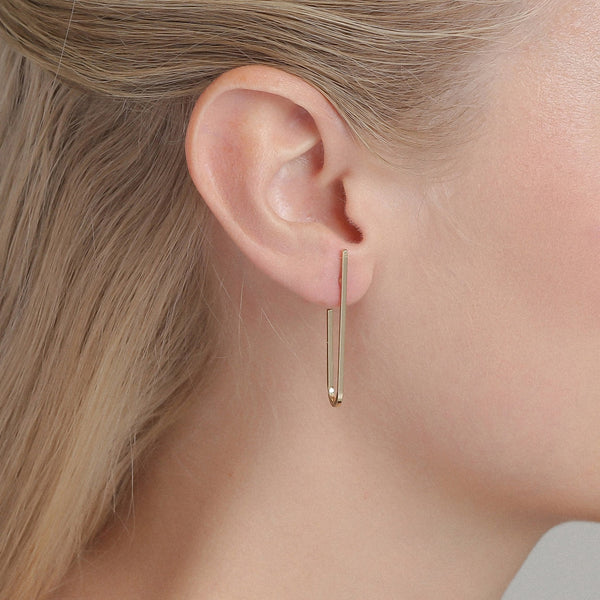 Gold Hana Earrings
