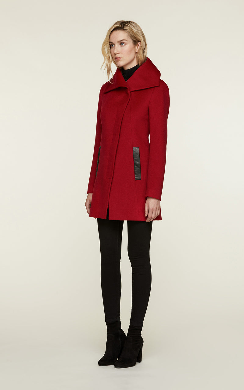 Jenna Wool Coat