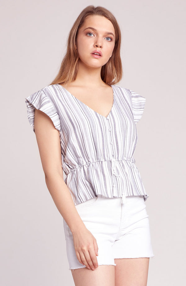 Lucky Stripe Top