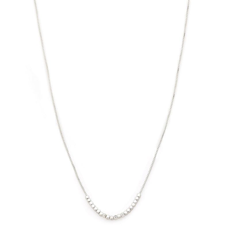 Silver Jun Necklace
