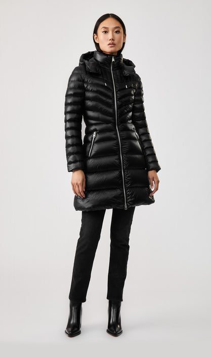 Lara Lightweight Down Coat