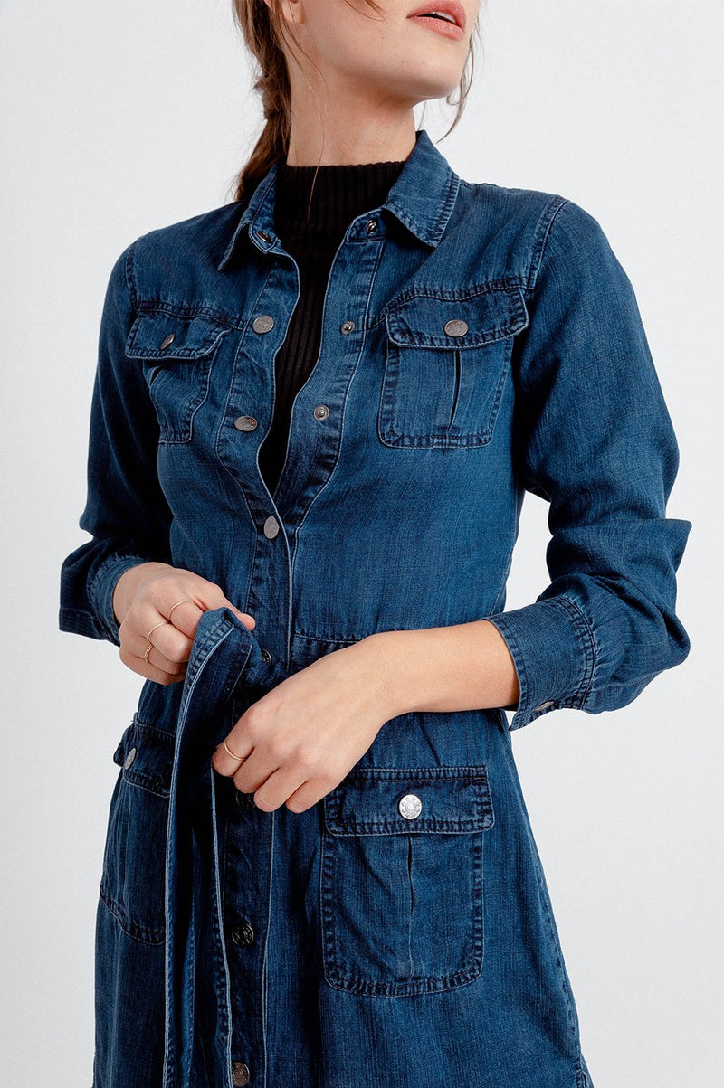 Ripley Denim Dress